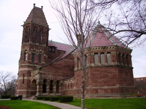 The Woburn Public Library (1876-1879)
