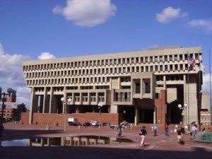 Boston's Iconic City Hall