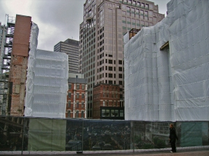 Decaying Downtown Crossing