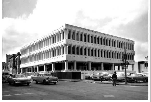 Fogarty Building