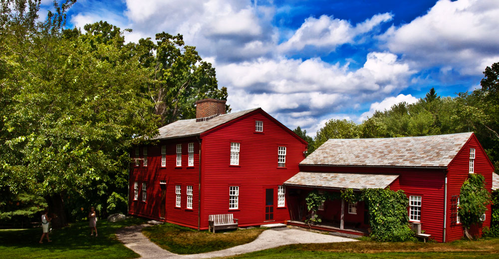 Alcott-farmhouse-at-Fruitlands-Museum