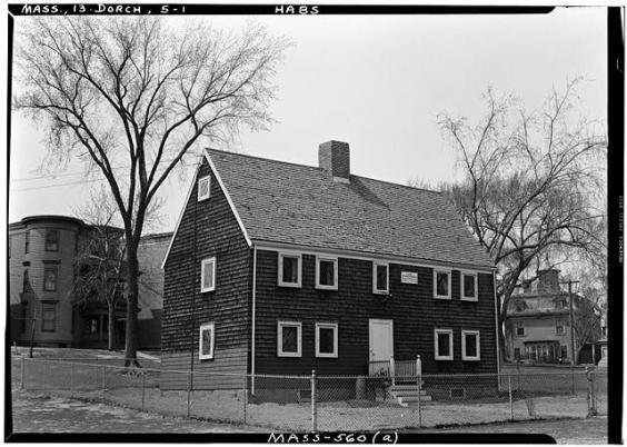 James Blake House HABS