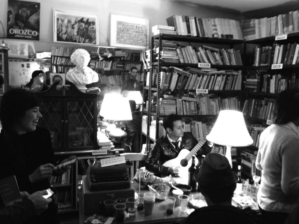 Libreria Donceles Helguera