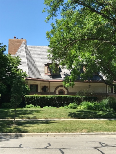 Chauncey Williams House, 1895, River Forest