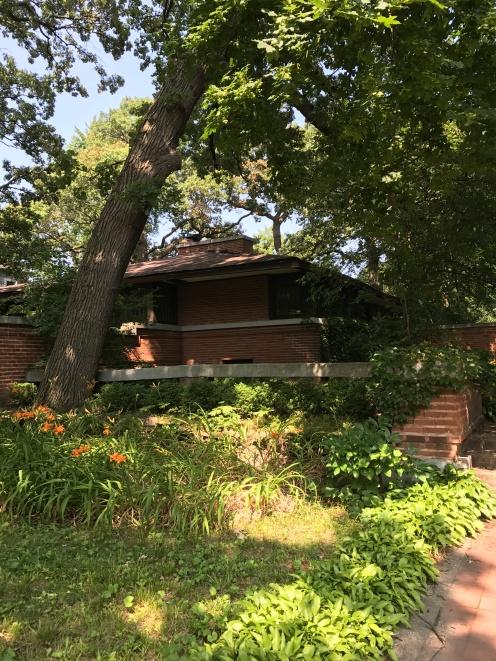 Edwin H. Cheney House, 1903, Oak Park (1)