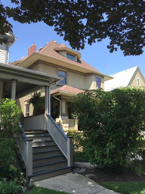 Francis J. Woolley House, 1893 Oak Park (1)