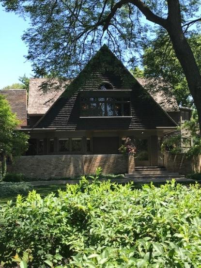 Frank Lloyd Wright Home and Studio, 1889 Oak Park (1)