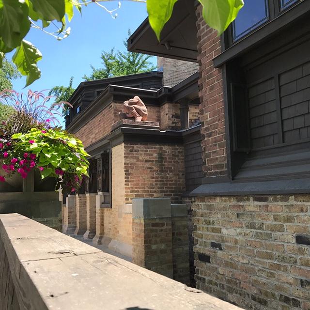 Frank Lloyd Wright Home and Studio, 1889 Oak Park (12)