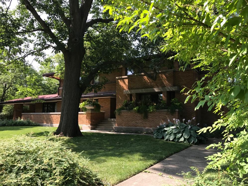 Harry S. Adams House, 1913, Oak Park (3)