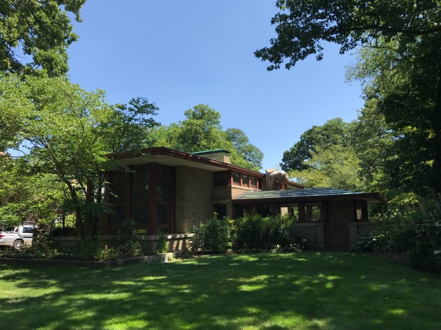 Isabel Roberts House, 1908, River Forest (2)