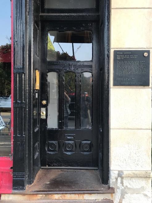 Kaufmann Store Door