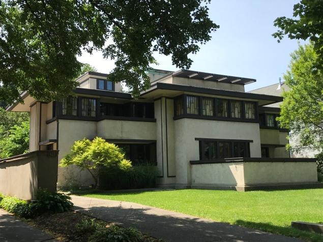 Oscar B. Balch House, 1911 (1)