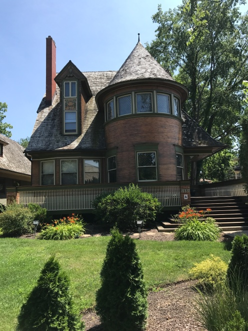 Walter H. Gale House, 1892 Oak Park (1)