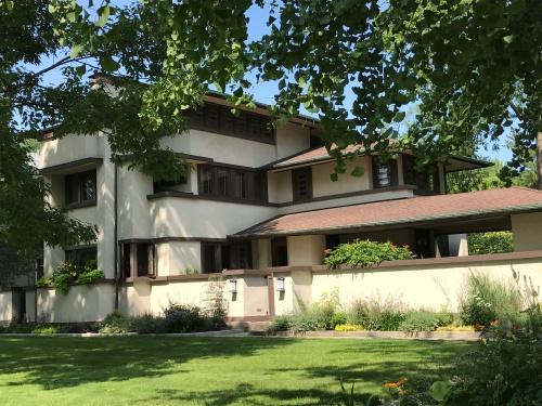 William E. Martin House, 1903, Oak Park (1)