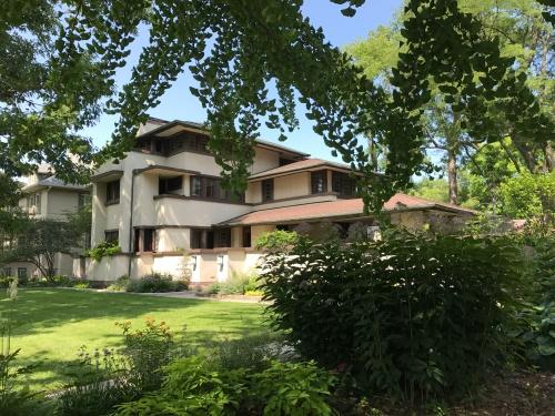 William E. Martin House, 1903, Oak Park (2)